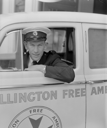 Wellington Free Ambulance