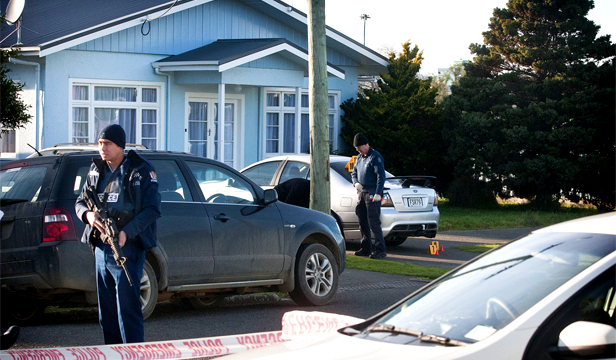 Palmerston North Shooting