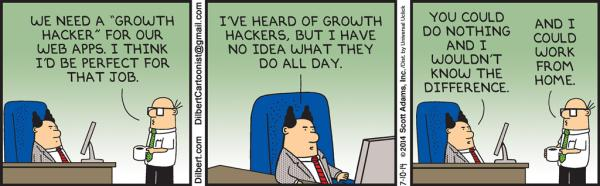Thursday, July 10: Growth hacker