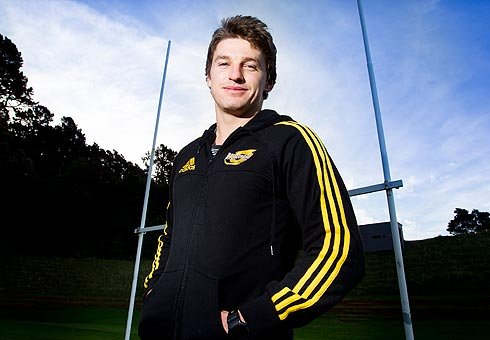 Beauden Barrett's decision to extend his Hurricanes career was about staying with a franchise that felt like his rugby ''home''.
