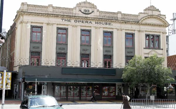 The Opera House, Wellington