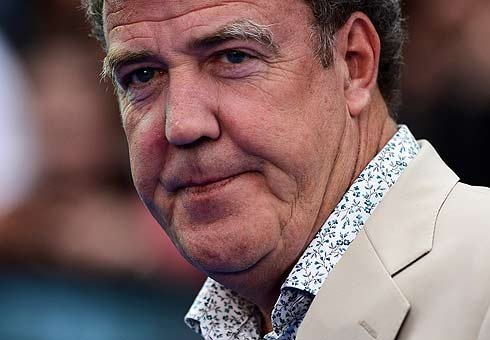 Top Gear presenter Jeremy Clarkson.