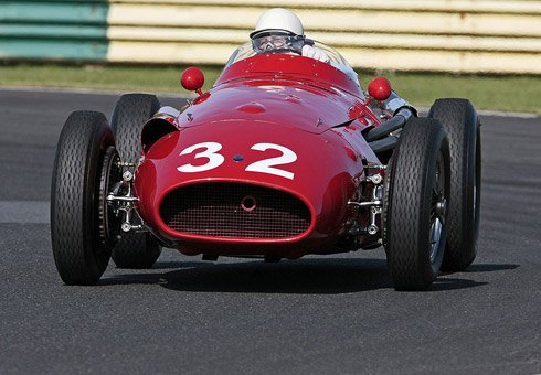 Motorsport legend Sir Stirling Moss and one of his favourite cars, the Maserati 250F, to headline a 100 year celebration at Silverstone.