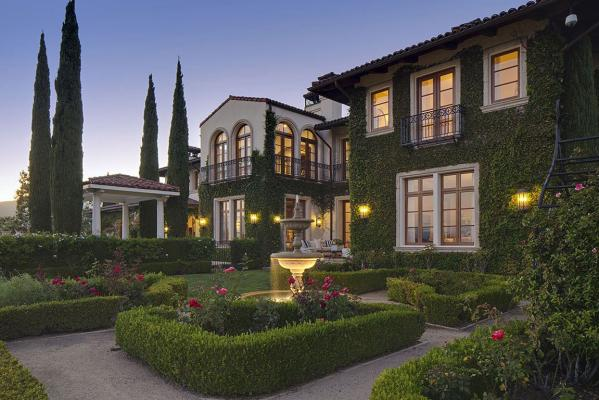 Inside Heidi Klum's amazing mansion
