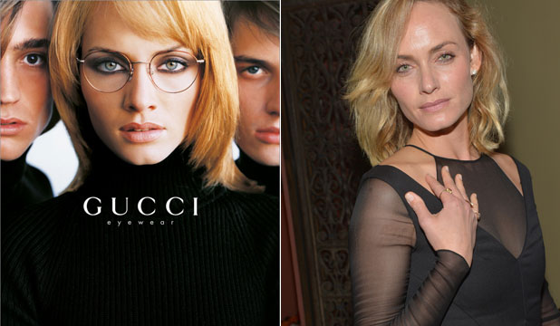 This top model's dark secret