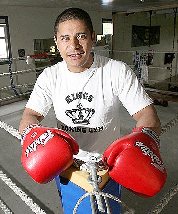 DRUG CHARGES: Top Kiwi boxer Adrian Taihia will deny four counts of producing methamphetamine and one each of conspiring to deal and supplying the class-A drug when he appears in court in September.