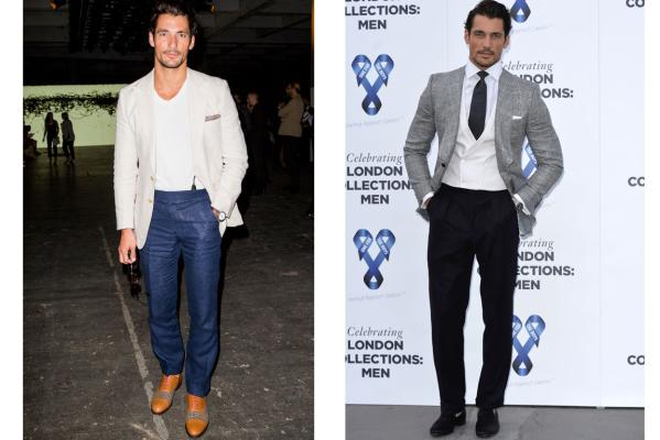 The month's best & worst dressed men