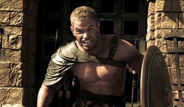Kellan Lutz in The Legend of Hercules