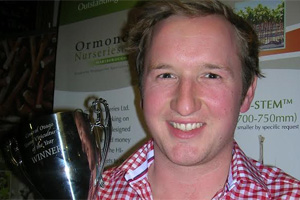 Amisfield viticulturist wins