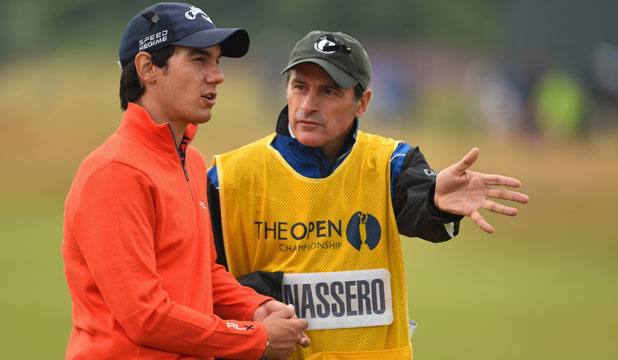 Matteo Manassero and  Alberto Binaghi