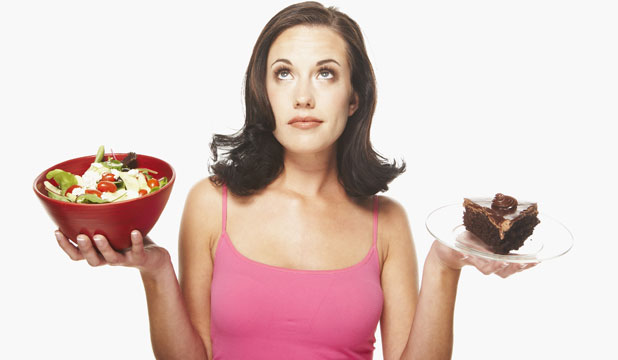 Ditch your junk food habit