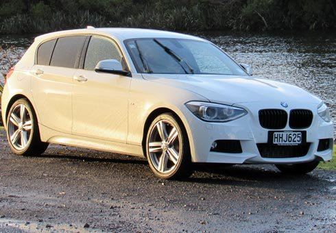 BMW 116i Innovation Edition