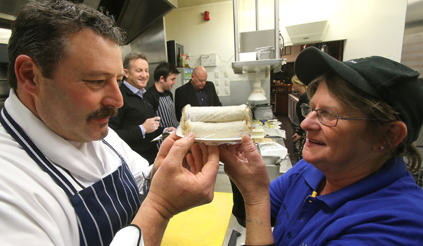 timaru cheese roll competition