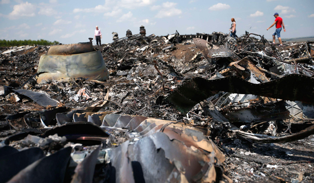 MH17 SITE