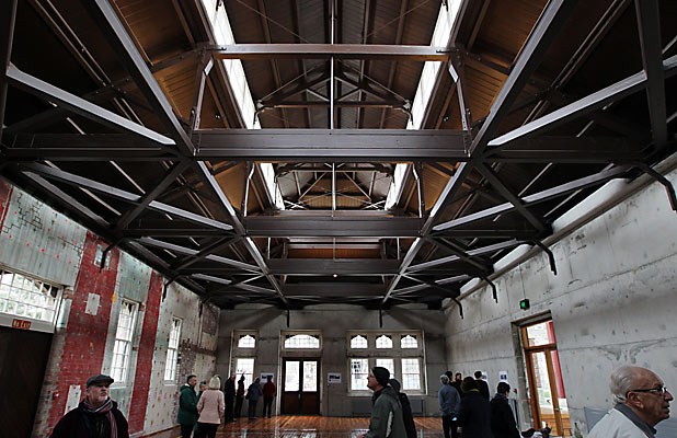 Christchurch Arts Centre gym