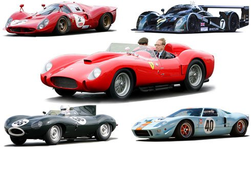 Most beautiful racing sports cars