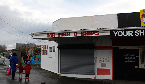 Mr Fish and Chips