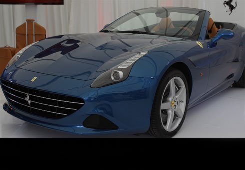 Ferrari California T launched in NZ.