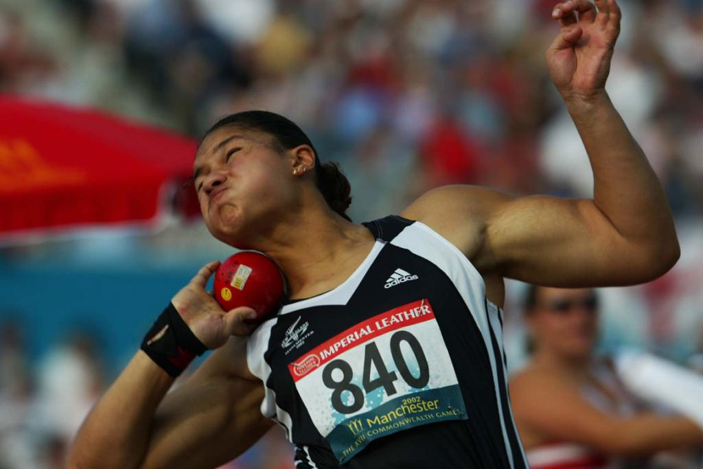 Valerie Adams through the ages