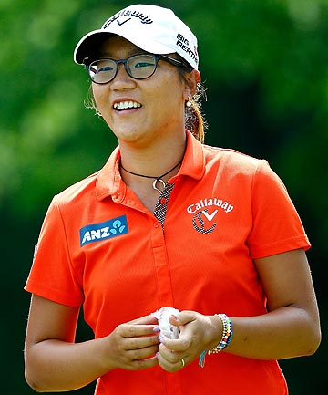 REFRESHED: After a two week break, Kiwi golfer Lydia Ko is ready for two big tournaments over the next fortnight.