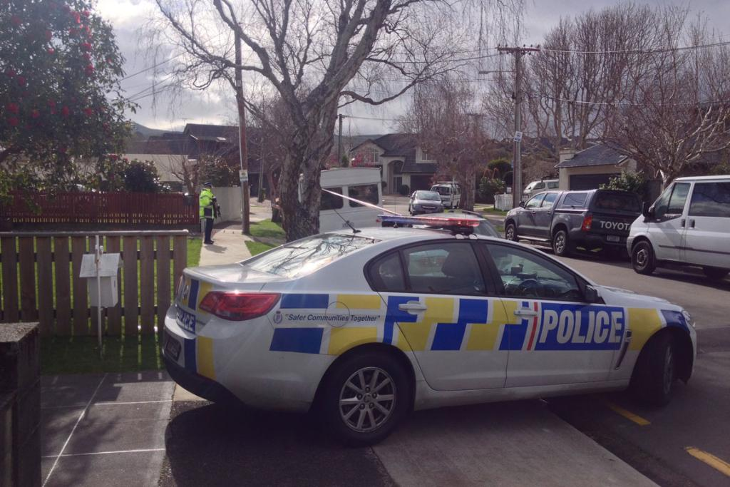 Shooting in Lower Hutt