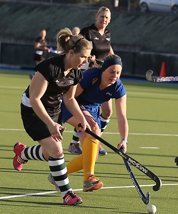 timaru hockey st andrews hampstead lois bagrie shannon thompson-liang