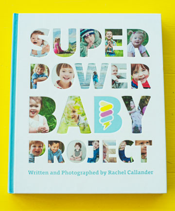 super power baby book