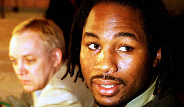 Frank Maloney and Lennox Lewis