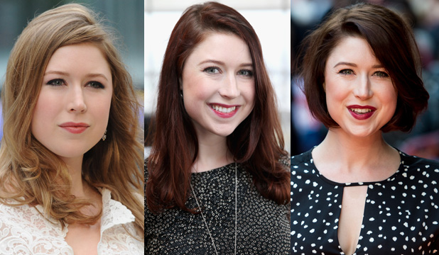 Hayley Westenra's new look