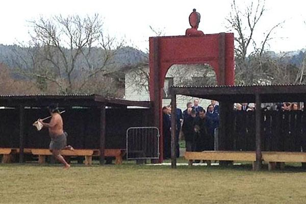 Police say sorry to Tuhoe