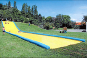 Aflex water slide