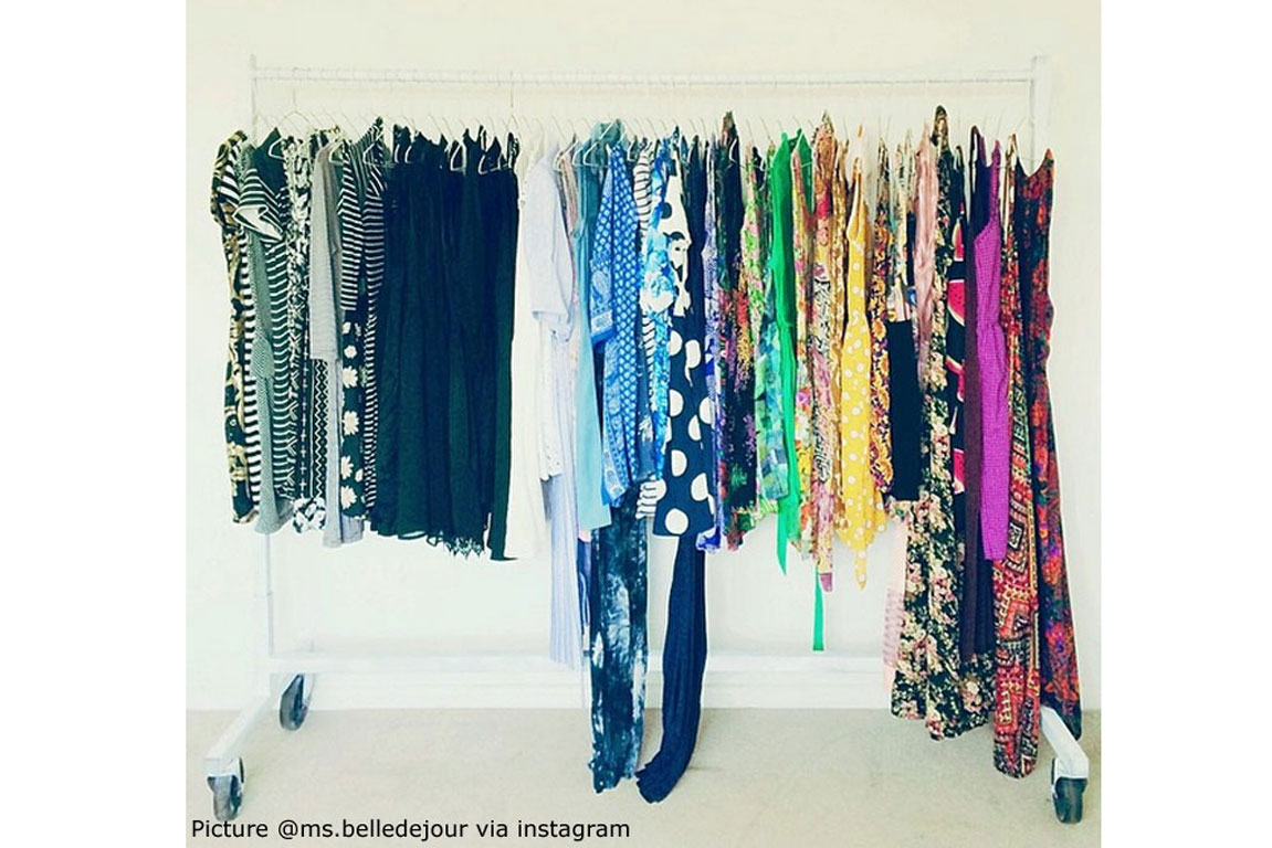 5 DIY wardrobe solutions