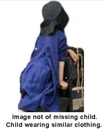 abducted Amish girls