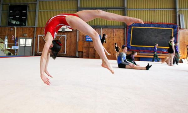 Waitara Gymsports open competition
