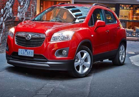 Holden Trax 1.4 litre LTZ turbo