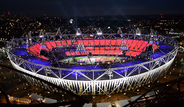 Olympic Stadium, London
