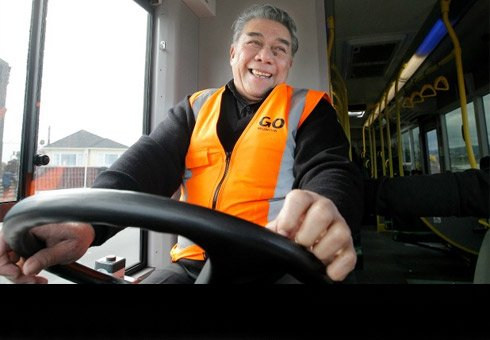 When William Le'aupepe arrived in Wellington more than 50 years ago he was shocked to learn he would need a licence to drive a bus.
