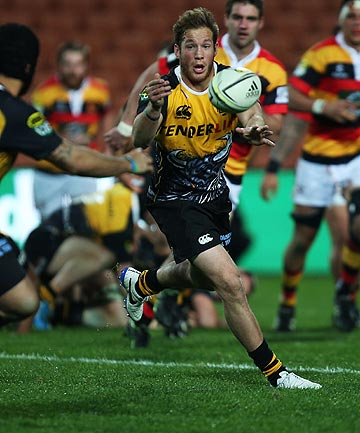 TOP GAME: Marty McKenzie did everything asked of him against Waikato, scoring 24 points in the process.