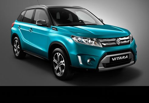 New Suzuki Vitara revealed