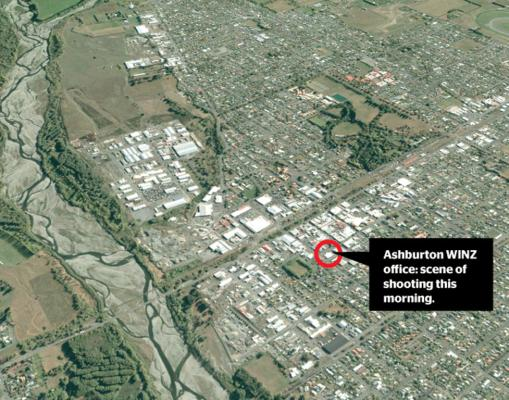 Ashburton shooting