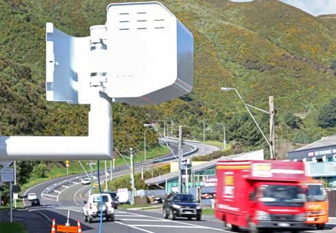 Police have explained the reason for Wainuiomata Hill speed camera, after Hutt City mayor labelled it ''a bit extreme''.