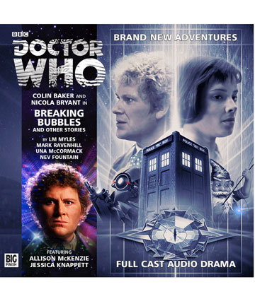 Review: Doctor Who - Breaking Bubbles and Other Stories