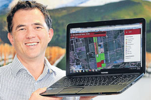 Interactive map to benefit wine sector