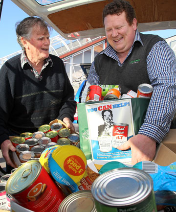 Southland food drive