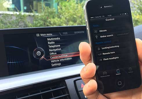 BMW takes in-car connectivity in NZ to another level with the launch of a new feature