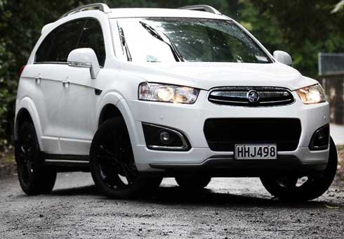 Holden Captiva 7 Active