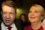David Cunliffe and Karen Price
