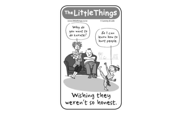 The Little th