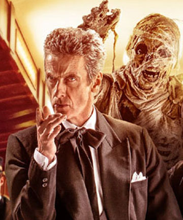 Review: Doctor Who - Mummy on the Orient Express
