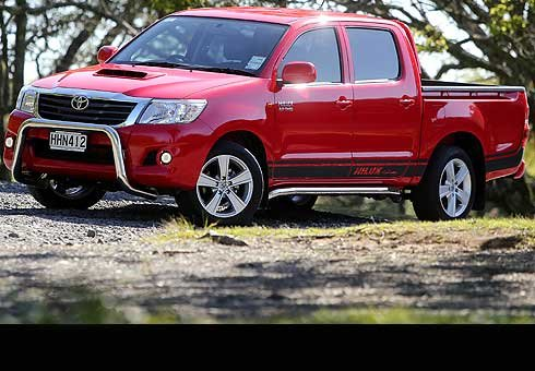 Toyota Hilux Edge 2WD ute